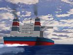 Öltanker 3D