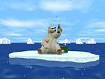 3D Arctic Bear