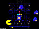 PAC MAN is dancing Pogo!